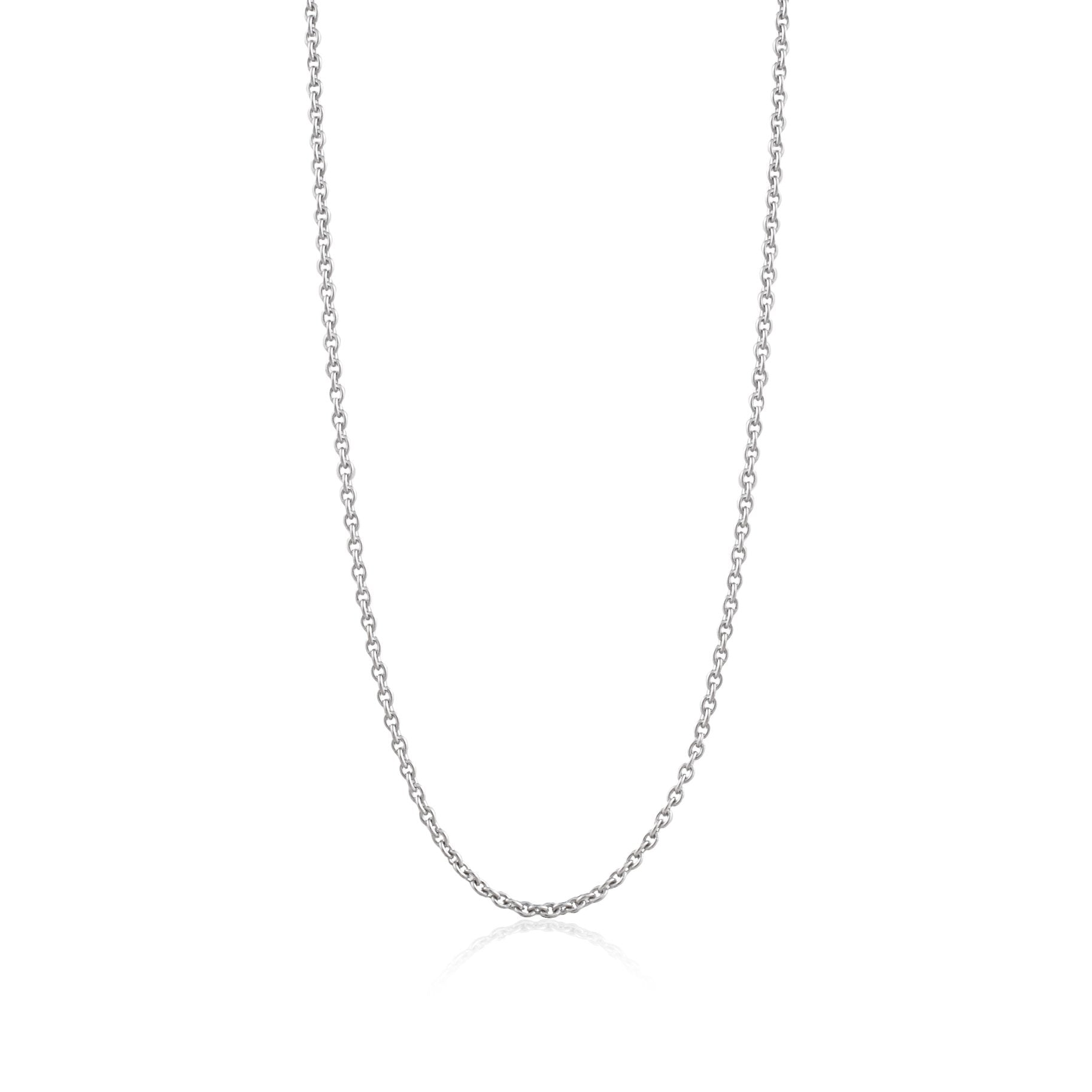 Luna & Rose Como Cable Chain - Recycled Sterling Silver
