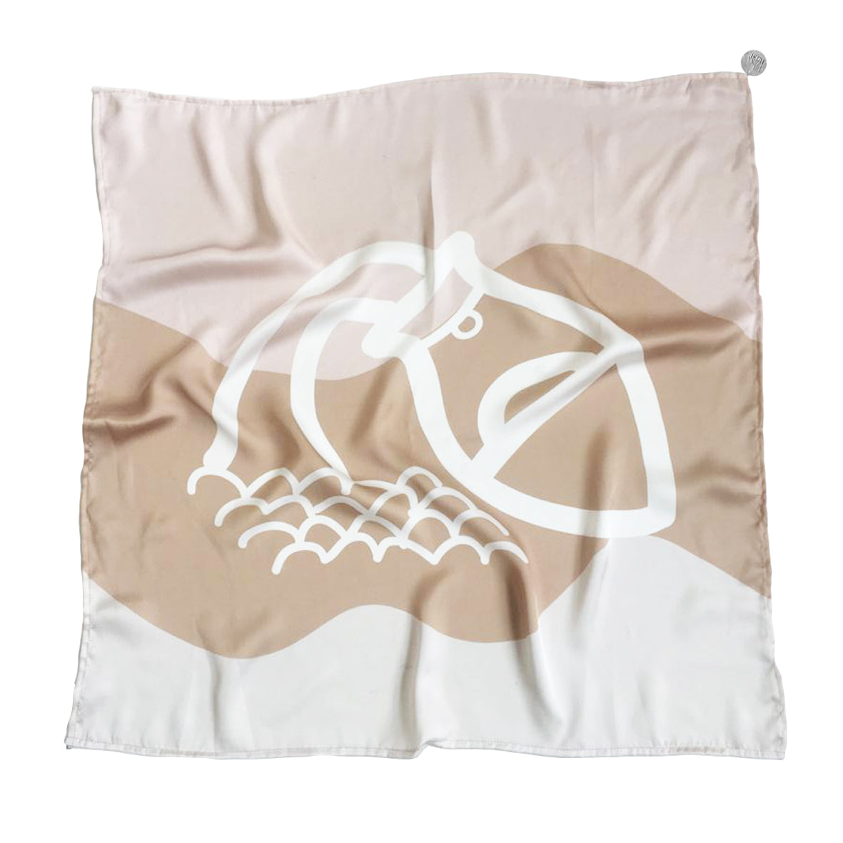 Luna & Rose Aquarius Zodiac Scarf Gift Box