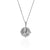 SOJOURNER NECKLACE PENDANT - SILVER