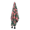 W/S - TILLY TOWEL - PENIDA PALM PRINT (PINK)