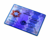 ID Card Overlays