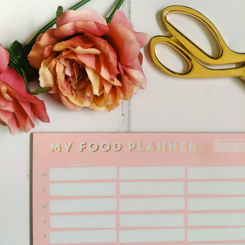 Desktop Meal Planner