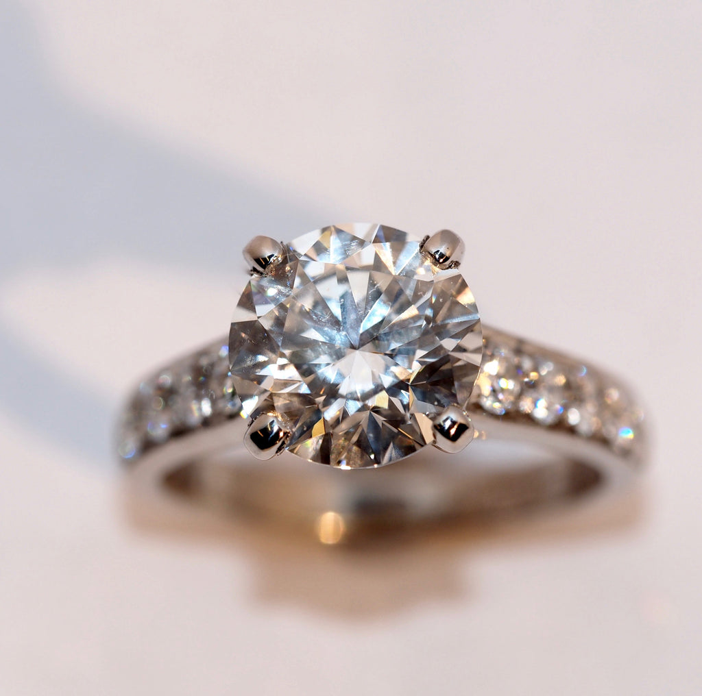 Handmade by DJH - Diamond Solitaire