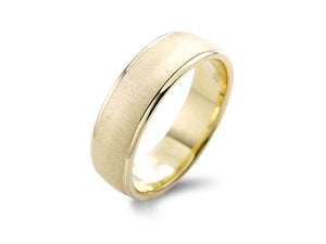 Lightweight Wedding Band - Hallmark Goldsmiths