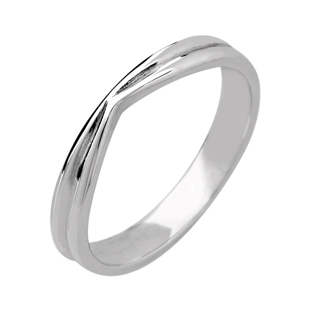 Fitted Wedding Band - Hallmark Goldsmiths - 2