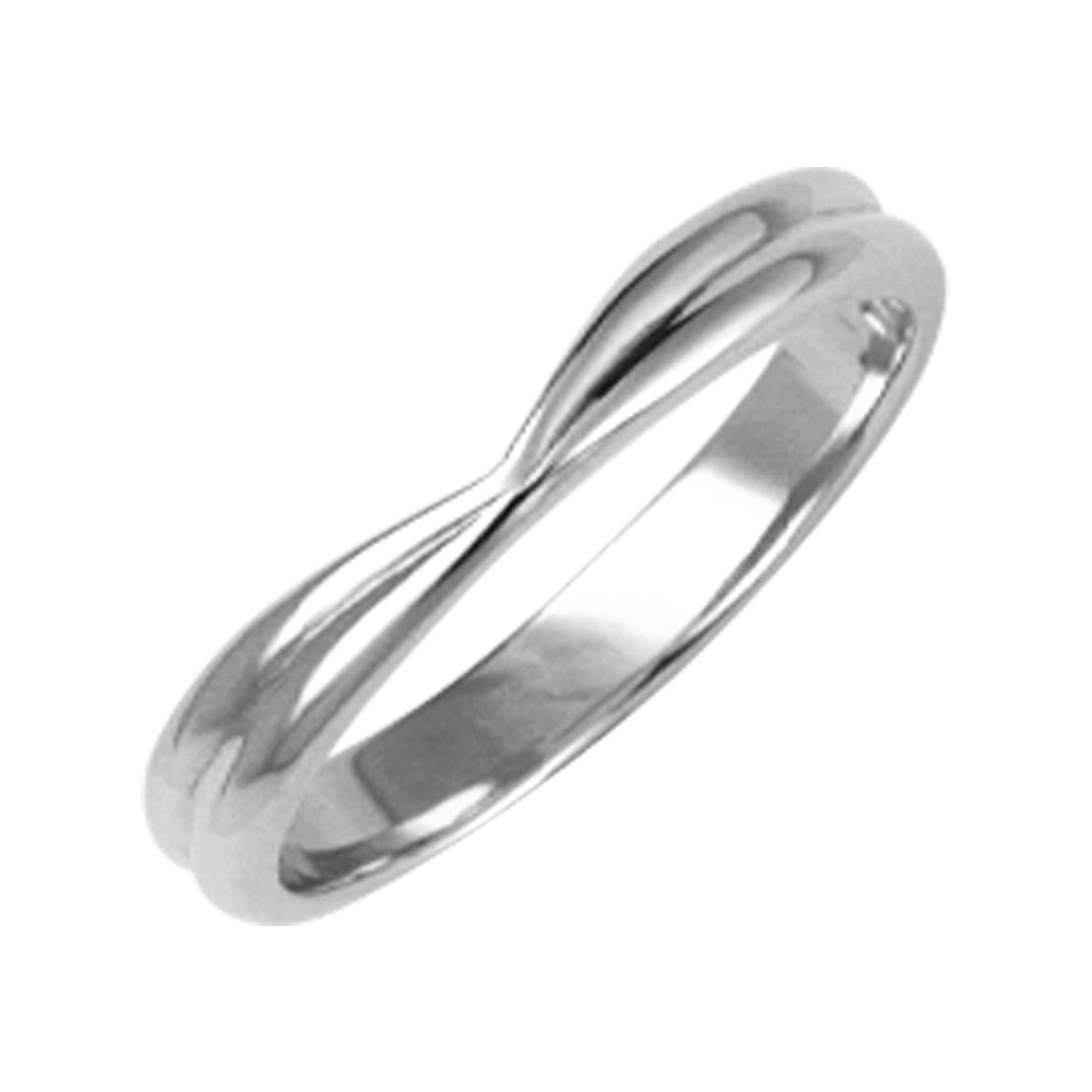 Fitted Wedding Band - Hallmark Goldsmiths - 1