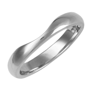 Fitted Wedding Band - Hallmark Goldsmiths