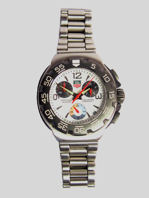 Gents Tag Heuer