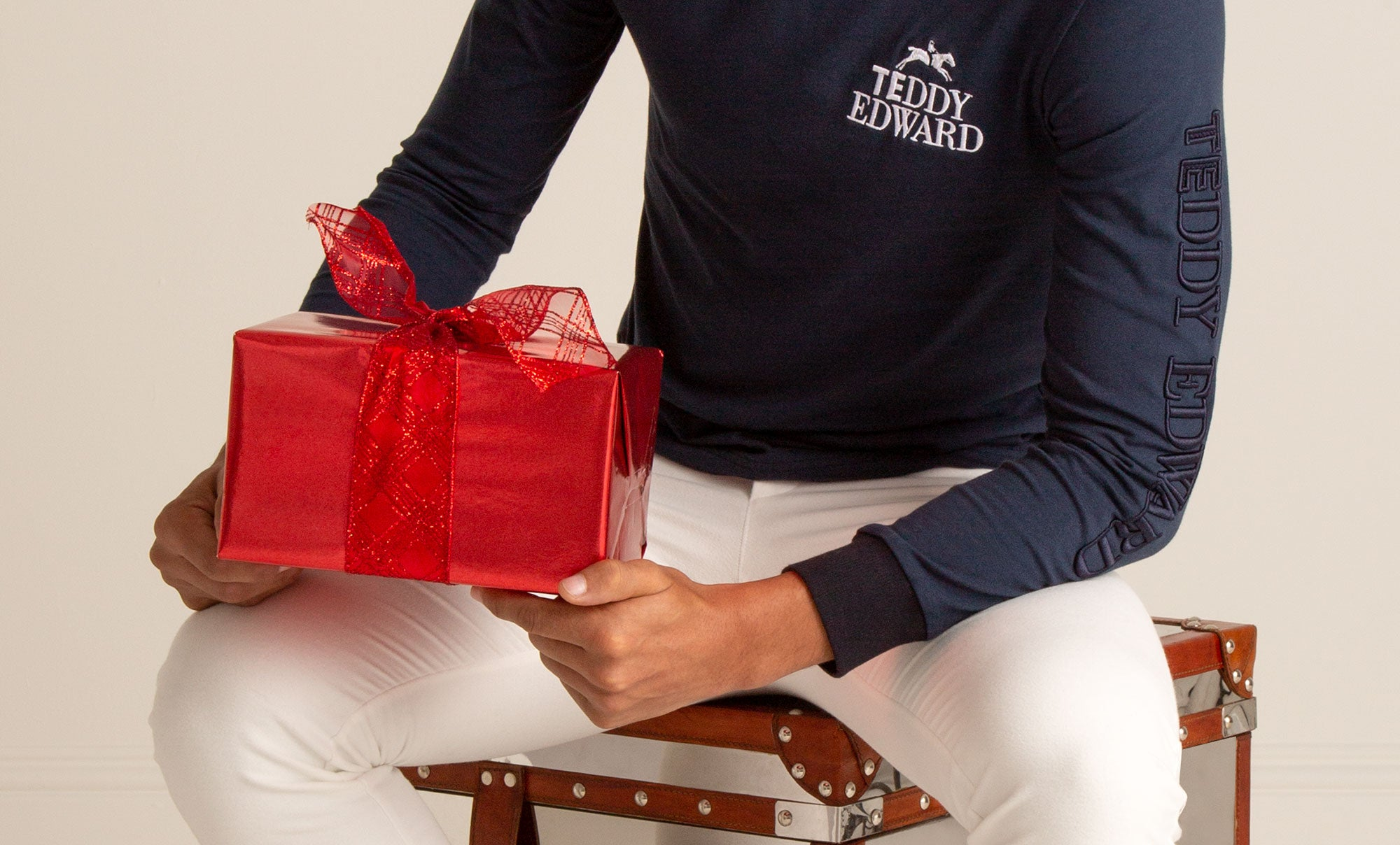 Give the gift of Great British luxury