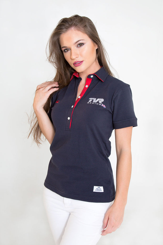 Tasmin  - Women's TVR Racing Polo Shirt