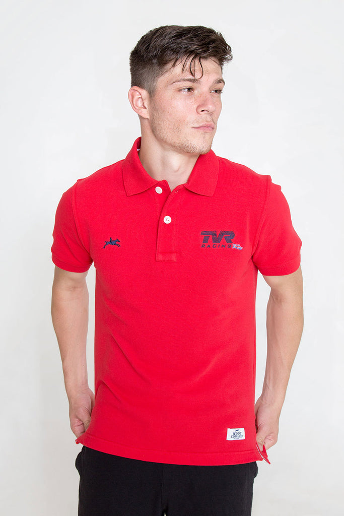Griffith - Men's TVR Racing Polo Shirt