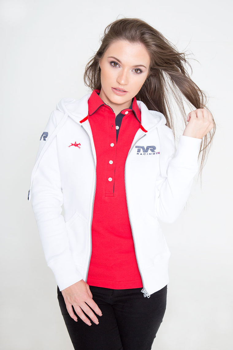 Cerbera - Women's TVR Racing Fitted Hoodie