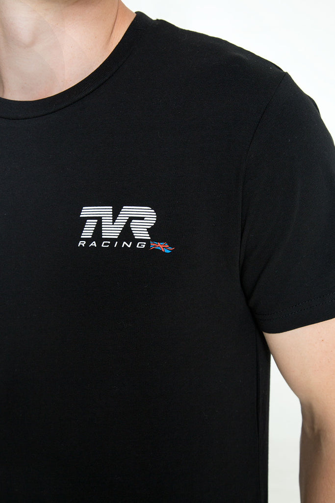 Sagaris - Men's TVR Racing Fitted T-shirt