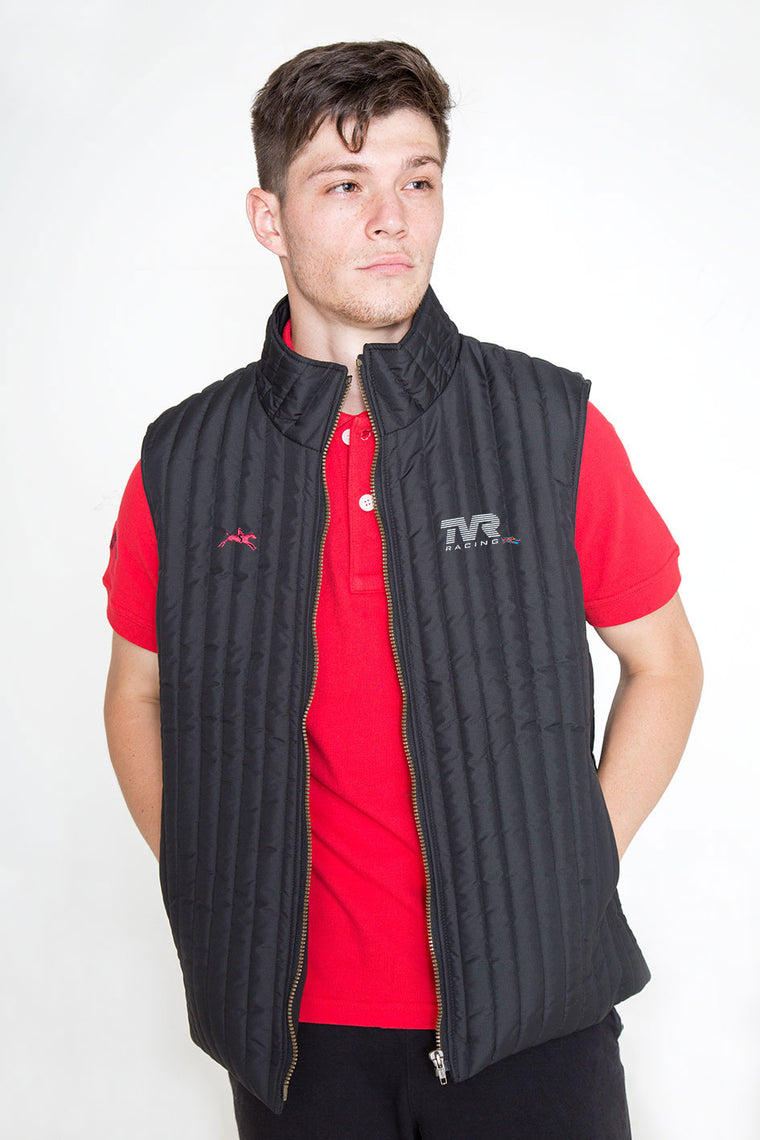 Tuscan - Mens TVR Racing Gilet