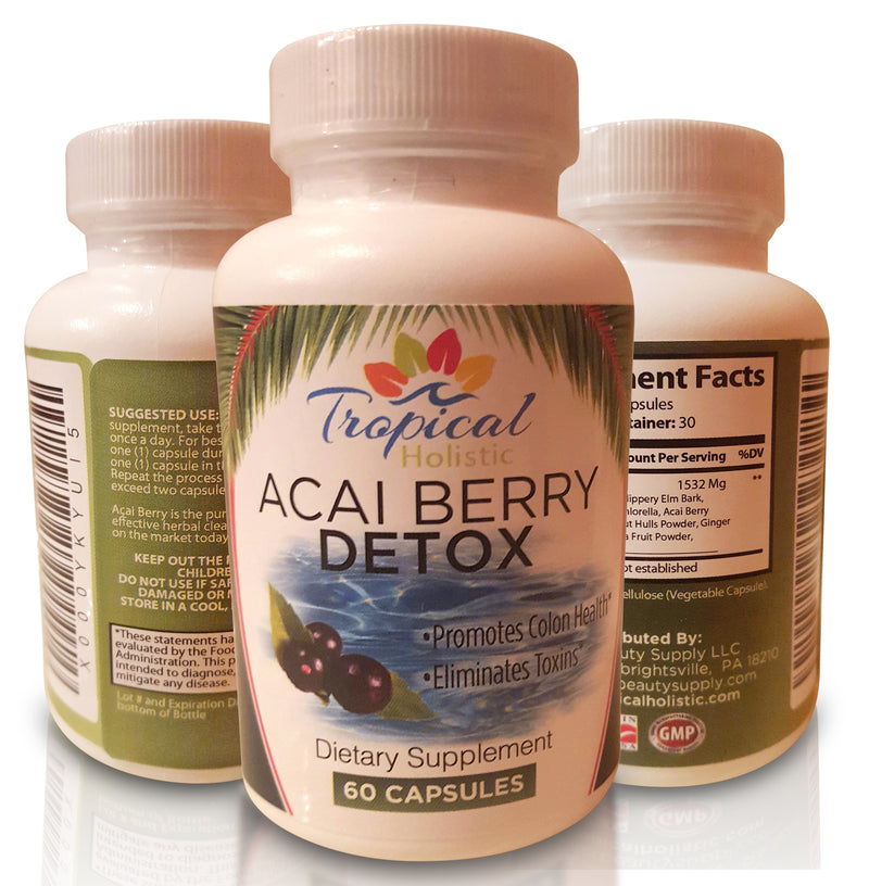 Acai - Wears the Crown of the Superfoods