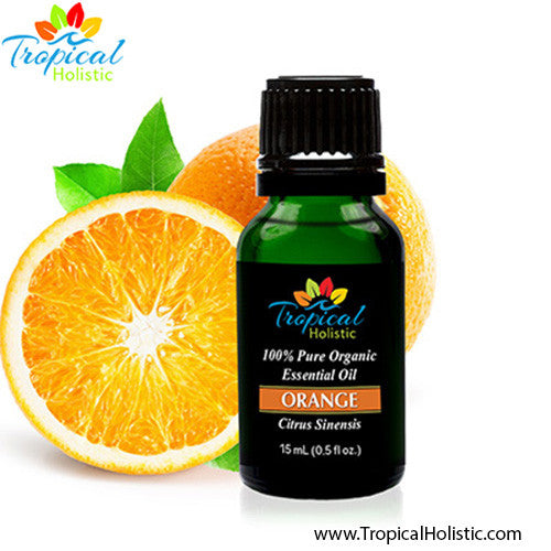 Orange Essential Oils Benefits