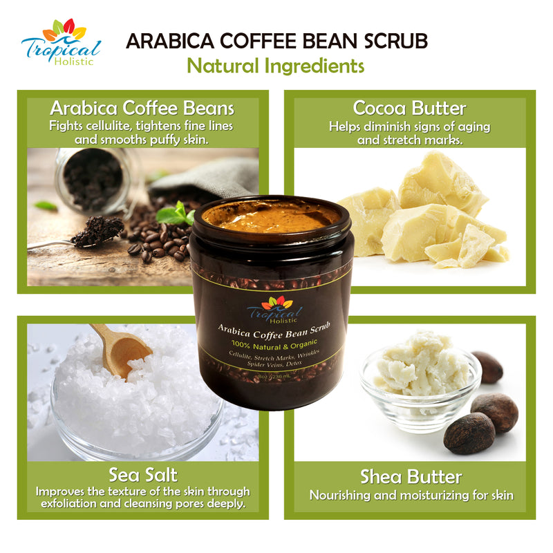 Renew With a Coffee Scrub
