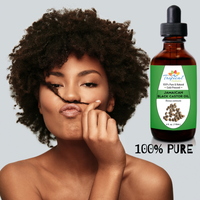 100% Virgin Jamaican Black Castor Oil 4 oz