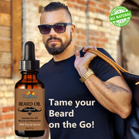 Sandalwood Beard Oil 2oz