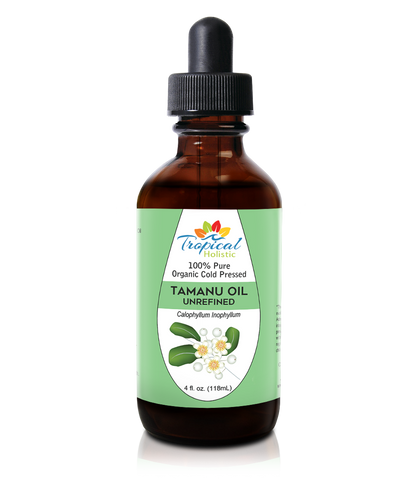 100% Pure Tamanu Oil 4oz