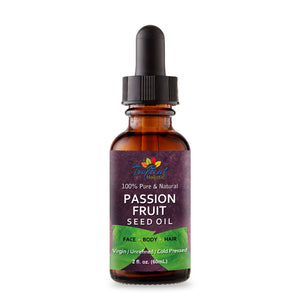 100% Pure Virgin Maracuja(Passion Fruit) Oil 2 oz