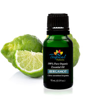 Bergamot Organic Essential Oil 15ml