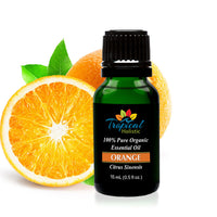 Orange Organic Essential Oil 15ml
