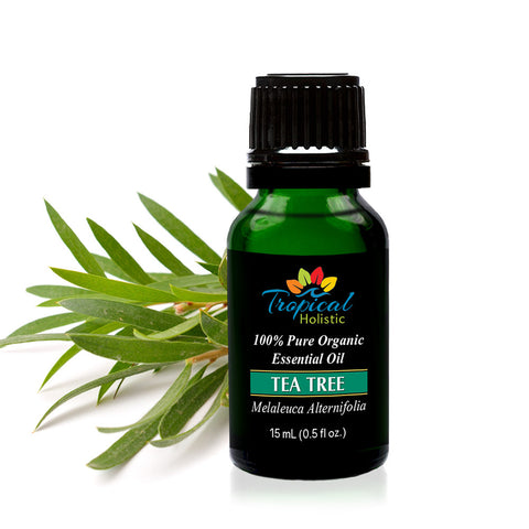 Tea Tree Organic Essential Oil 15ml