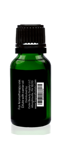 Bergamot Organic Essential Oil 15ml (1/2 oz), 100% Pure Therapeutic Grade Aromatherapy