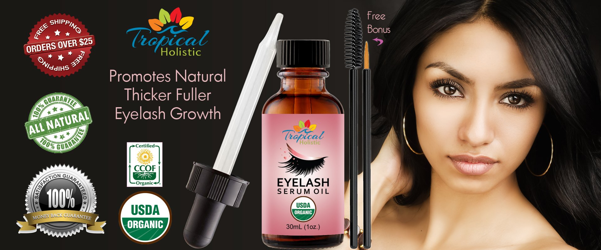 Natural Hair Oil Kit