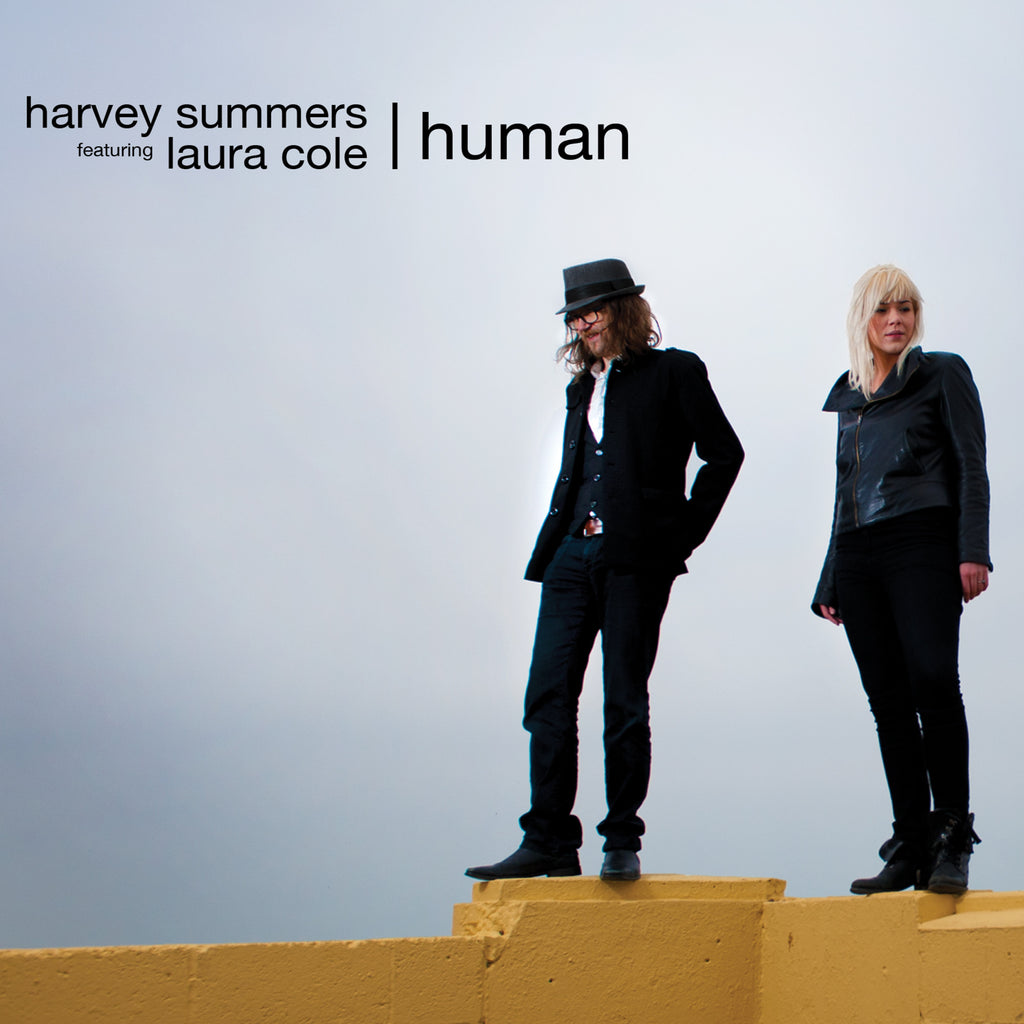 human | harvey summers featuring laura cole