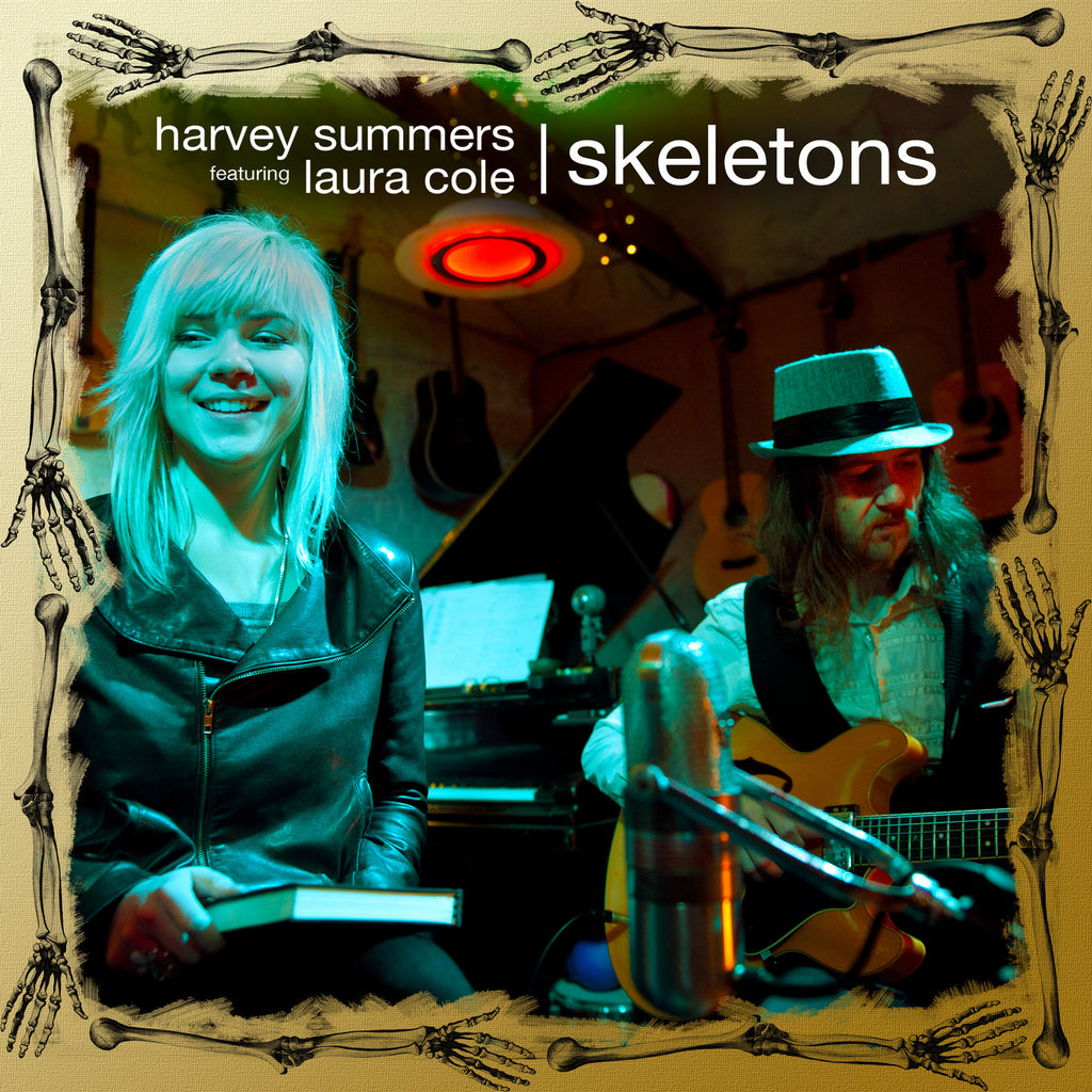 skeletons | harvey summers featuring laura cole