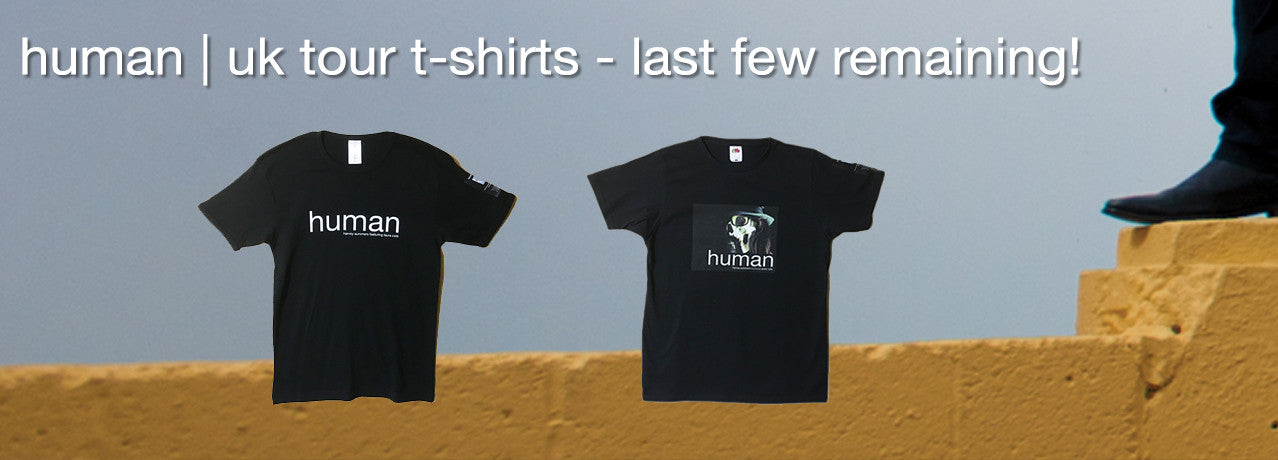 Limited edition T-Shirts!