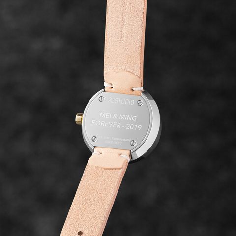 4D Concrete Watch 30mm: 30 characters.