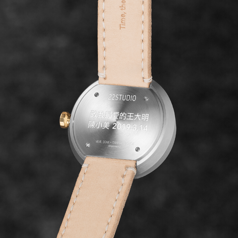 4D Concrete Watch 42mm: 30 characters.