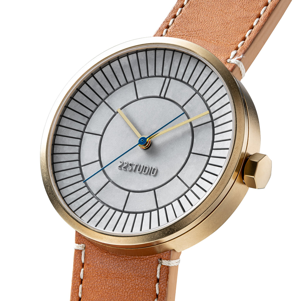 Concrete Sector Watch 40mm Golden Age Edition