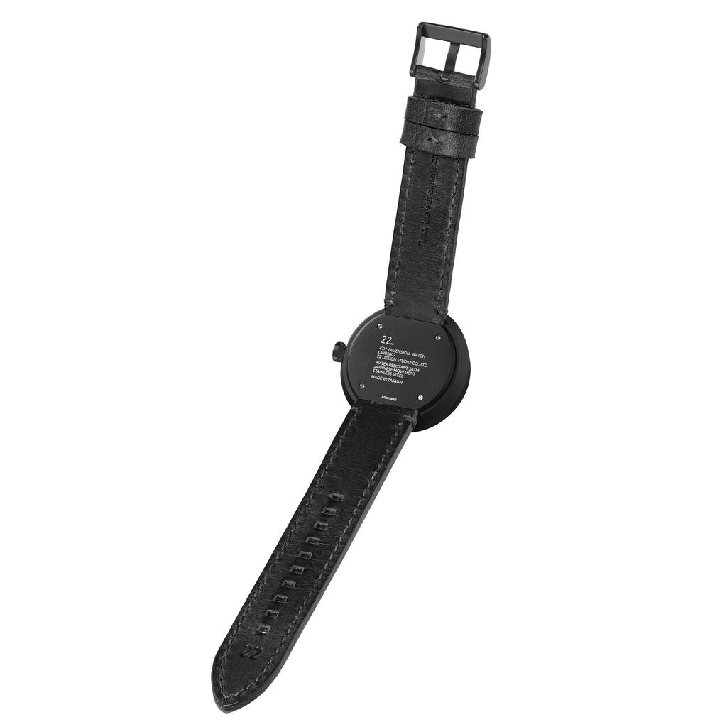 4D Concrete Watch 42mm Shadow Edition
