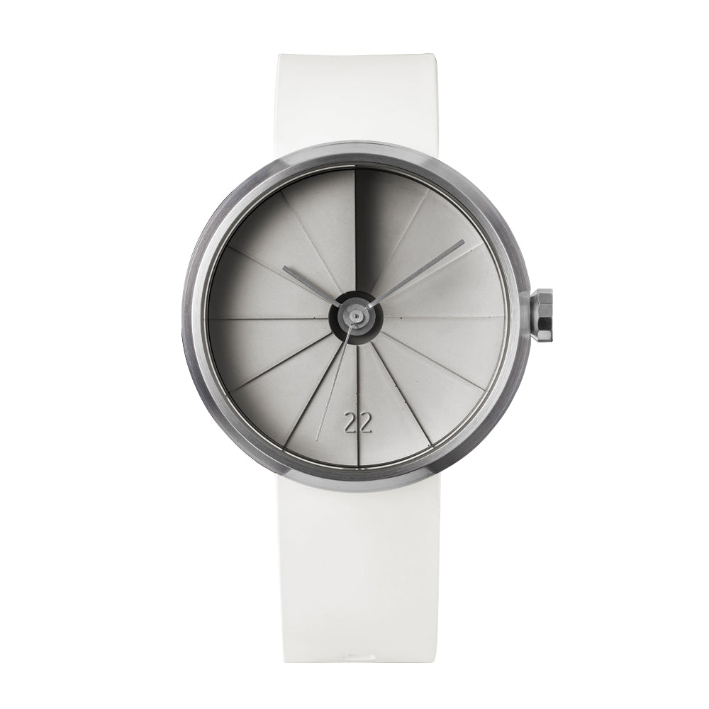 4D Concrete Watch 42mm Daylight Edition