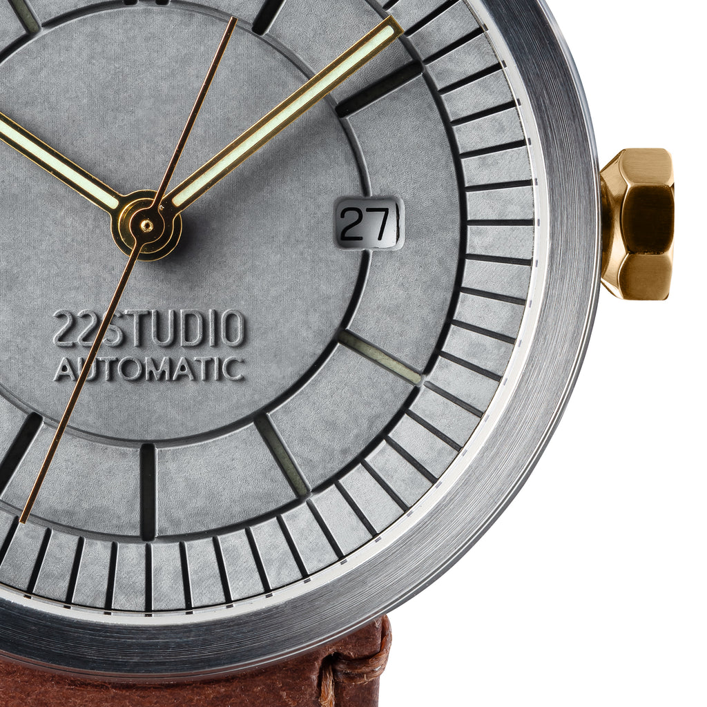 Concrete Sector Watch 43mm Automatic New Classic Edition