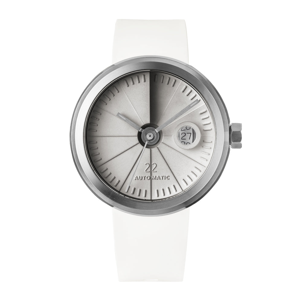 4D Concrete Watch Automatic - Daylight Edition