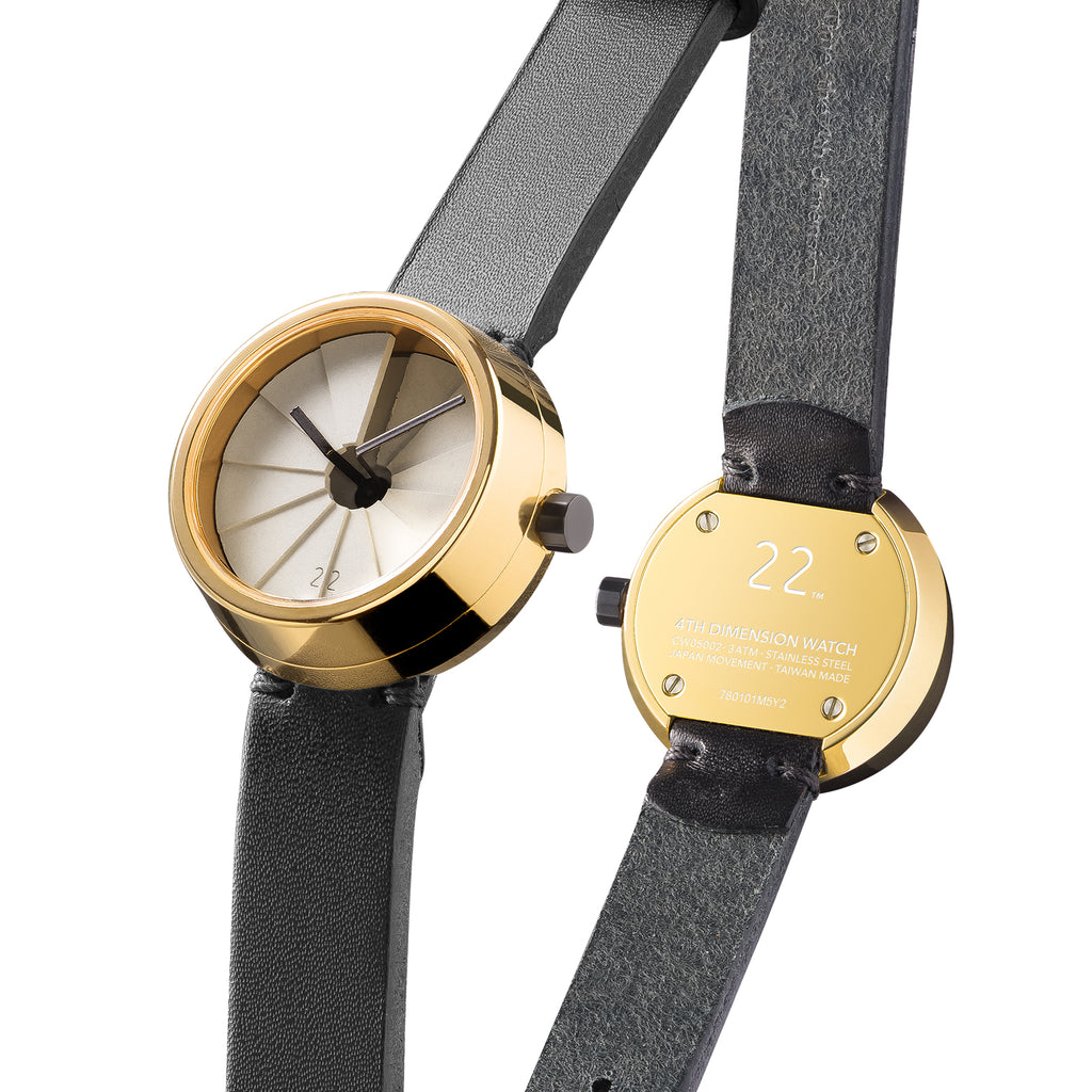 4D Concrete Watch 30mm Jazz Edition
