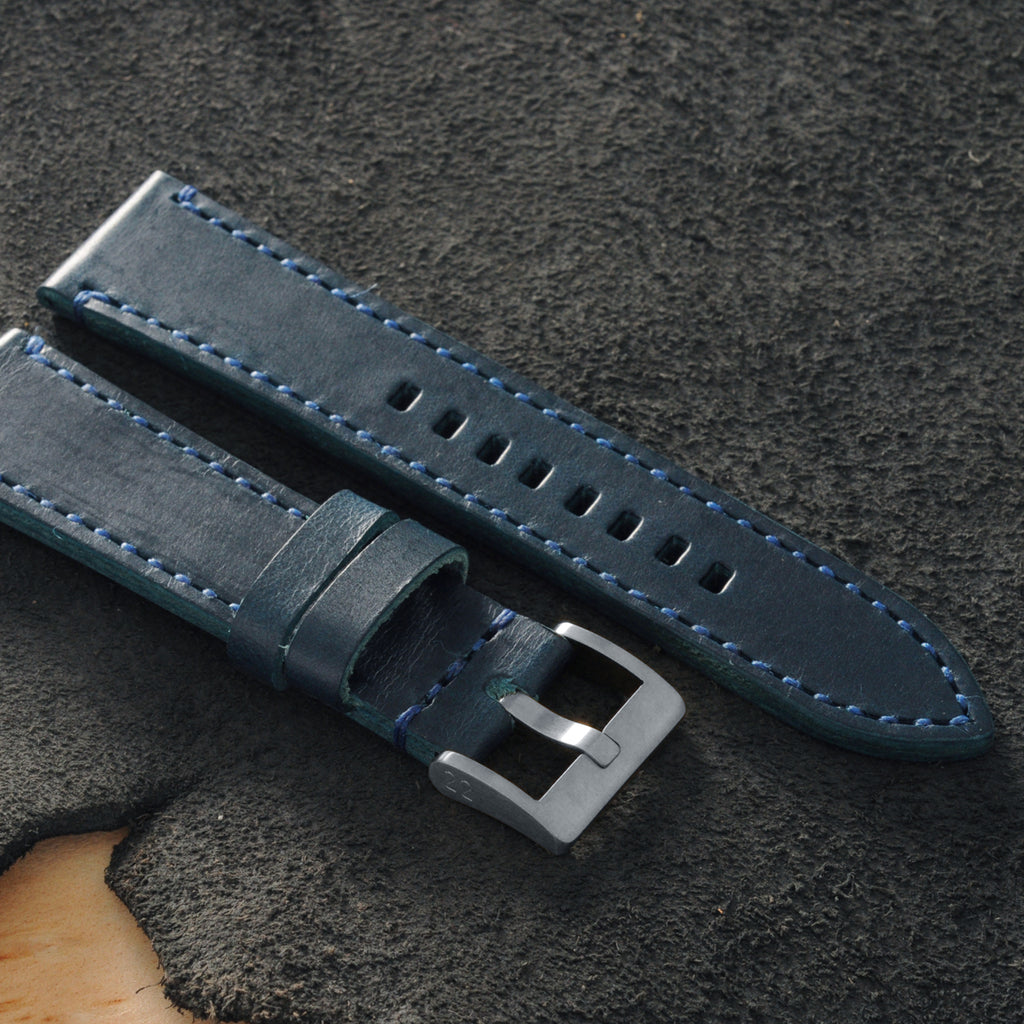 Leather Strap 22mm