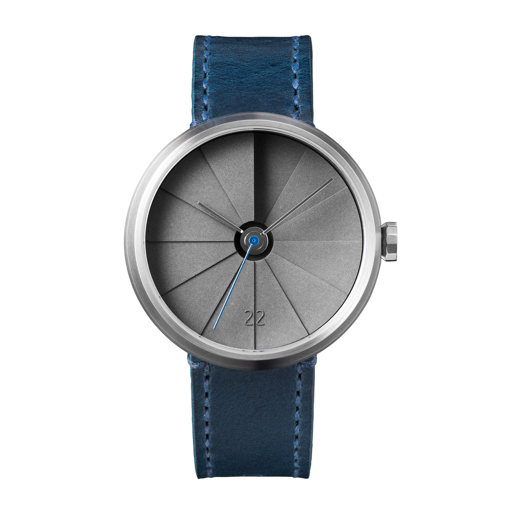 4D Concrete Watch 42mm Harbour Edition