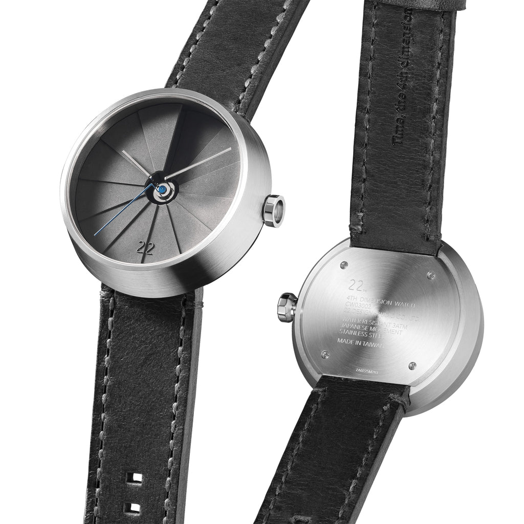 4D Concrete Watch 42mm Urban Edition