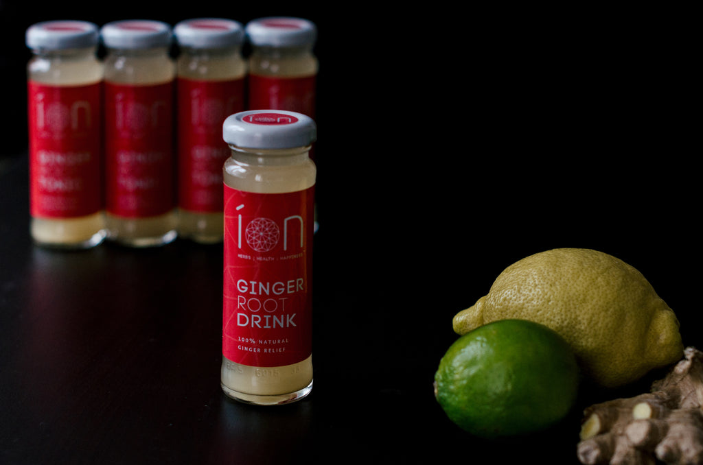 Ginger Root Drink