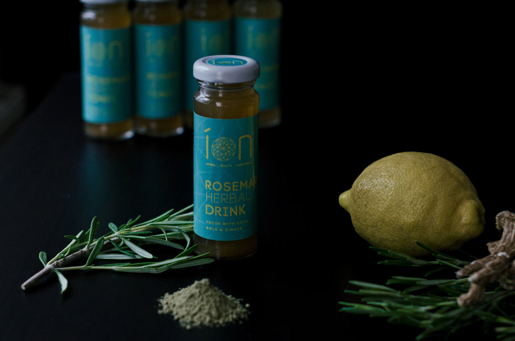 Rosemary Herbal Drink