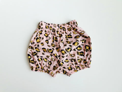 Bloomers - Pink Leopard