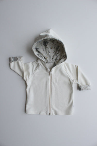 Hooded Jacket - Birch Bears