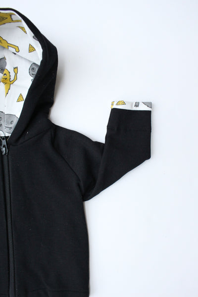 Hooded Jacket - Monster Mania