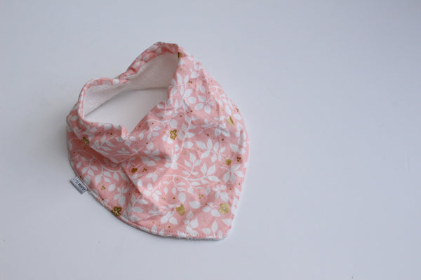 Bandana Bib - Rose Forest